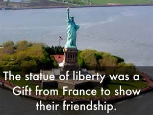 was the statue of liberty a gift from the people of france statue of liberty by aclingan