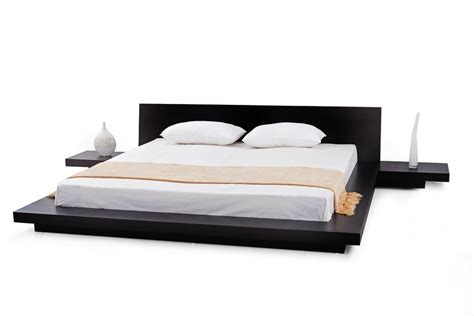 Platform Bed Modern Fujian Modern Platform Bed Best Zen Platform Bed My Zen Decor