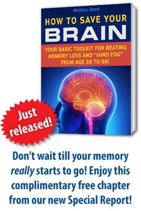 Brain Book Report by How To Save Your Brain