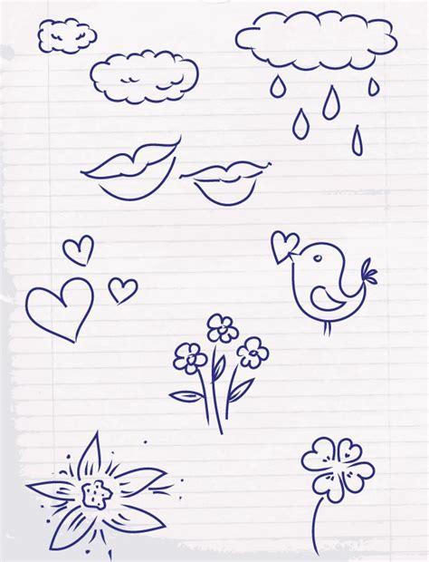 doodle vectors free vector doodle sketch illustrator pack free