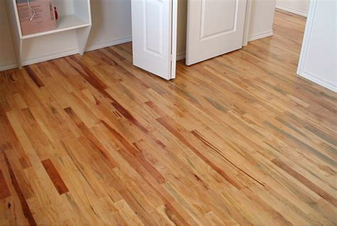 The Flooring Gallery by Maple Solid Site Finished Hardwood Flooring Esl