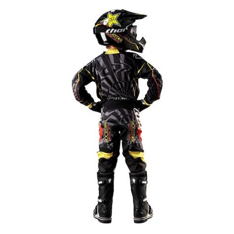youth rockstar motocross gear thor youth phase rockstar 2012 revzilla