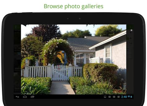 real estate homes by trulia android market