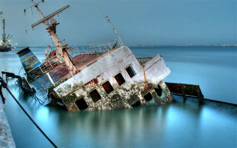 sunken naval ship wallpapers and images wallpapers