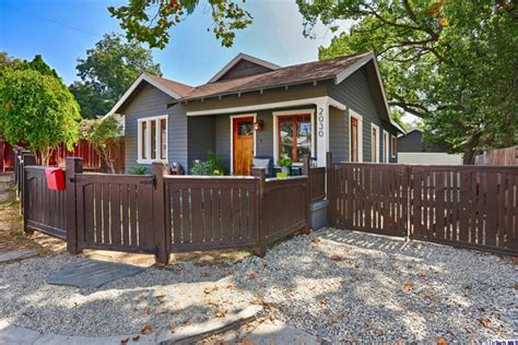 craftsman house for sale pasadena arts and crafts homes for sale