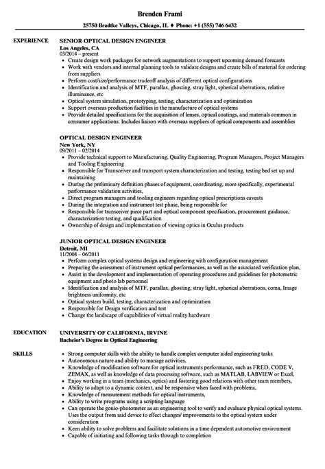 Optical Design Engineer Cover Letter by Cv Cover Letter Unemployed Resume Cover Letter Vice President Resume Cover Letter Government