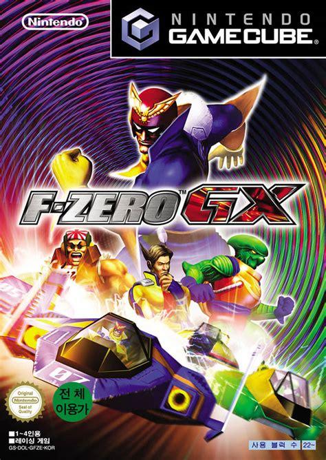 F Zero GX Box Shot for GameCube   GameFAQs