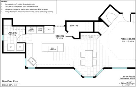 floor plan after new square space kitchen is a food hub before after a dark dismal kitchen is made light and