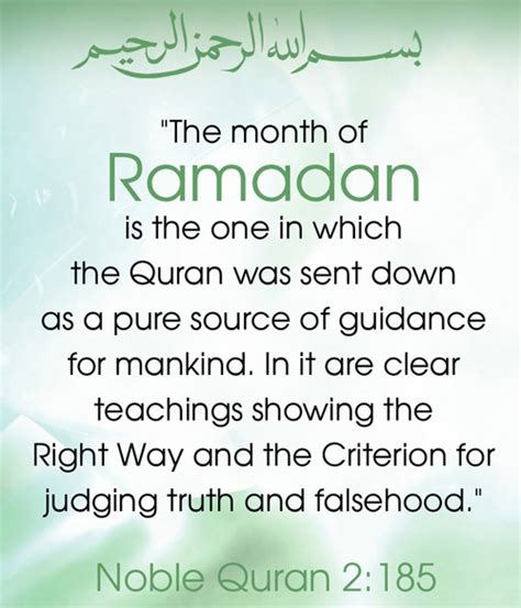 Ramadan Quotes 50 Ramadan Quotes And Verses From Quran In