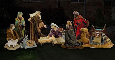 yard nativity nativity yard lawn set high quality