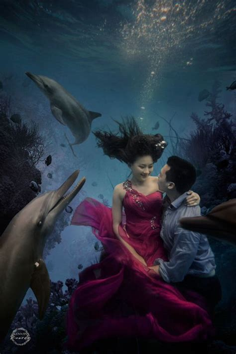 Top 10 Wedding Photographers In The World by Top 10 Best Underwater Photographers In The World