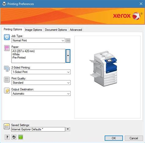 software reset xerox 7835 solved xerox workcentre 7830 quot resources required to print