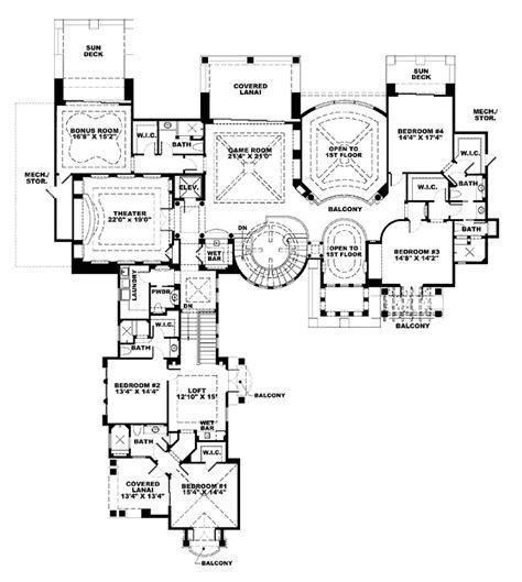 ardverikie house floor plan mediterranean style house plan 6 beds 8 5 baths 10178 sq