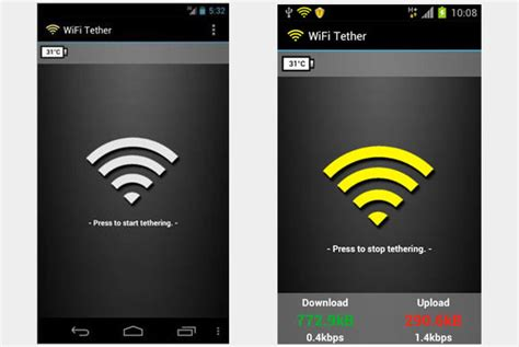android wifi tether how to tether android and turn your phone into a mobile wifi hotspot