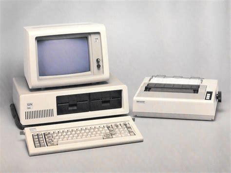 The Golden Age of IBM PCs