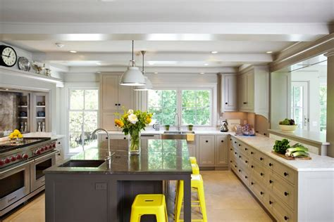 kitchen cabinets too high 15 design ideas for kitchens without upper cabinets hgtv