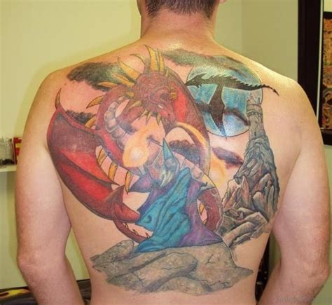 best looking tattoos 77 graceful tattoos for back
