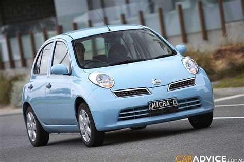 nissan 2008 car 2008 nissan micra review caradvice