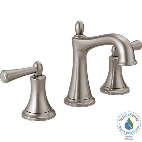 delta brass bathroom faucets delta brass widespread faucet brass delta widespread faucet