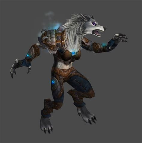worgen models worgen add alpha worgen model features as options