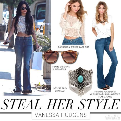 Vanessa Hudgens Clothes Outfits Steal Her Style | vanessa hudgens