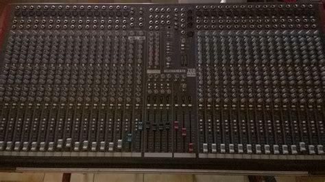 Mixer Allen Heath Zed 436 allen heath zed 436 image 1009110 audiofanzine