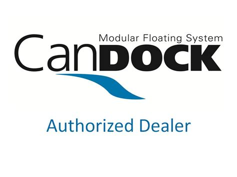 authorized dealers affiliations northcoast boats eco docks candock dock floating dock boat lifts pwc lifts