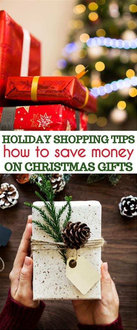 10 holiday shopping tips how to save money buying