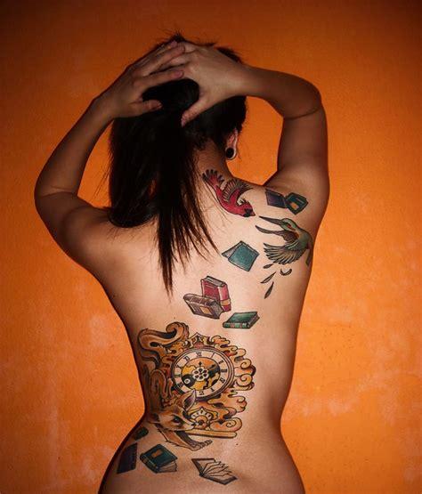 rodriguez tattoo designs done by elisa rodriguez arauz at master valencia