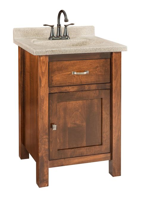 Bathroom Vanity Maple Ship Brown Maple Bathroom Vanity
