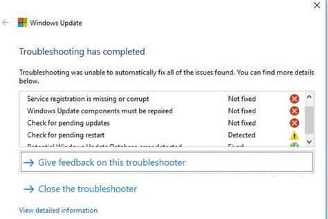 windows  update failed  install microsoft community