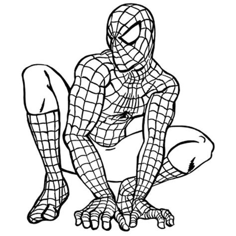 marvel coloring pages spiderman spiderman coloring pages begopisan