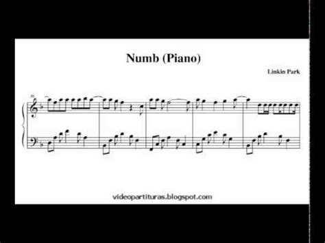 Tutorial Piano Numb | numb linkin park piano synthesia linkin park numb