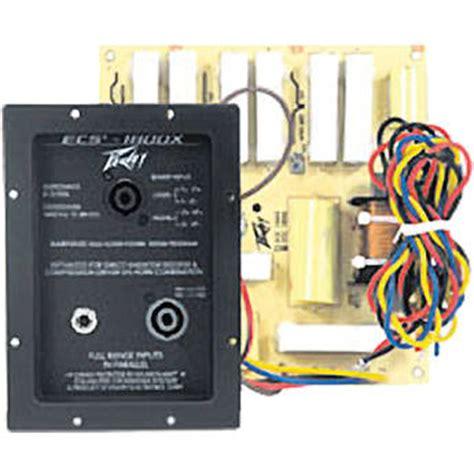 Cabinet Ecs by Peavey Ecs 1800x Cabinet Speaker Crossover 1800 Hz 03490200