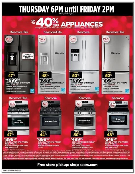 sears promo codes deals may 2018 finder
