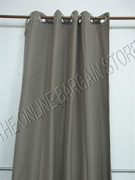 grommet curtains ebay ballard designs outdoor curtains drapes panels grommet