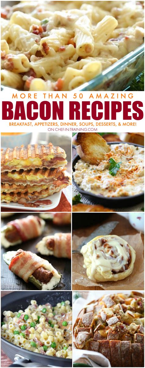 bacon cookbook amazing bacon recipes that will your mind books more than 50 amazing bacon recipes chef in