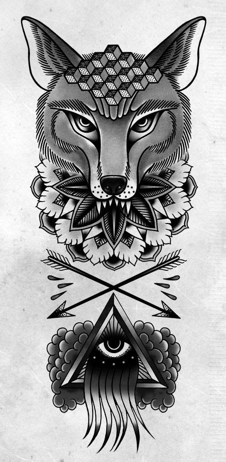 wolf eyes tattoo designs 30 mandala wolf tattoos designs collection