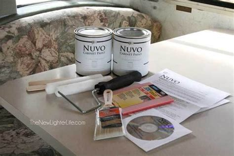nuvo cabinet paint coupon code 17 best images about airstream makeovers on