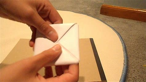 How To Make A Top Out Of Paper - how to make a paper spinner by paul 24