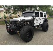 Off Road And Show Ready Jeep Wrangler  The Motostew Blog