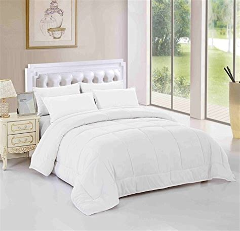 unique home comforter duvet insert white all season