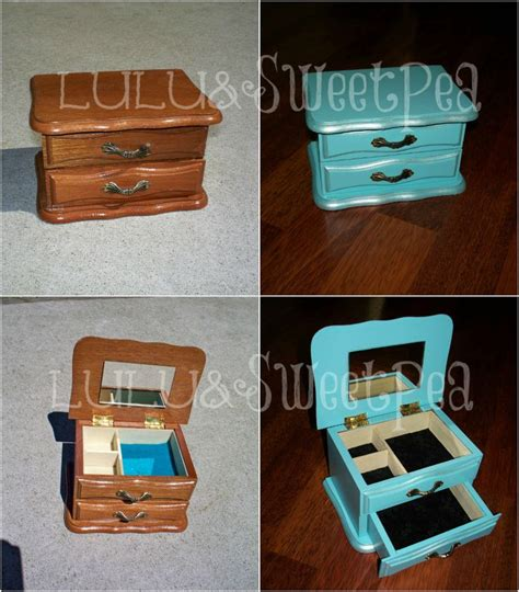 1000 ideas about jewelry box makeover on pinterest