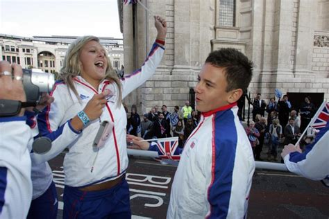 tonia couch y tom daley and tonia couch photos photos olympic and