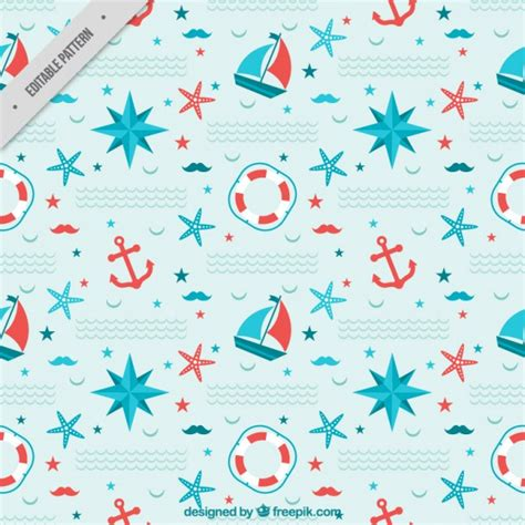 nautical pattern vector nautical pattern vector free download