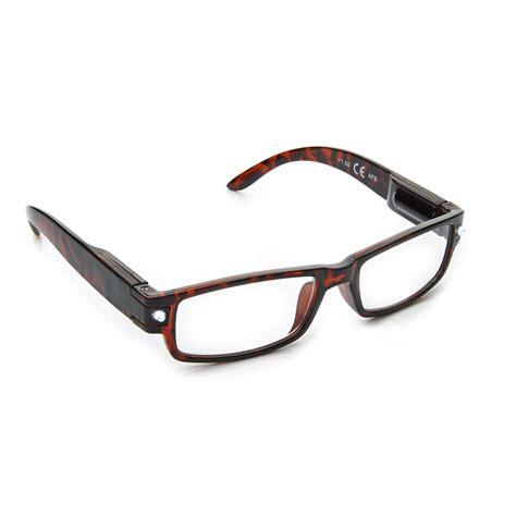 wilko led light up reading glasses 1 5 at wilko