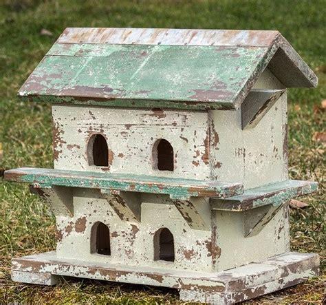martin bird house purple martin house decorative birdhouse shabby chic birdhouse antique farmhouse