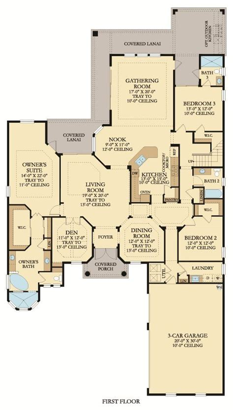 ultimate kitchen floor plans 1000 images about palencia elite collection on pinterest
