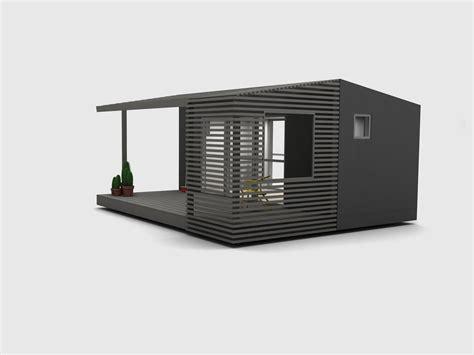 mini fertighaus mini house 2008 jonas wagell design architecture