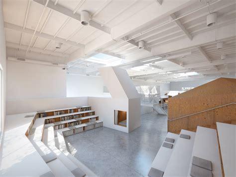 designboom office space edward ogosta architecture hybrid office